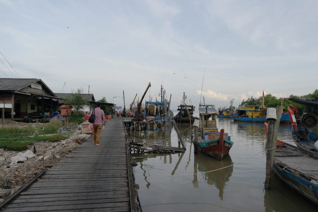 Sungai Burung Jetty