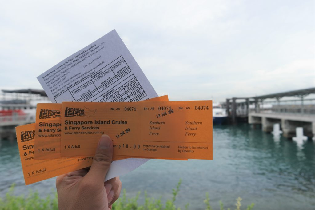 Round trip tickets to the Southern Island cost $18